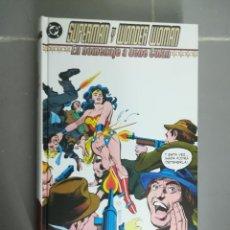 Cómics: SUPERMAN WONDER WOMAN HOMENAJE A GENE COLAN. Lote 118112611