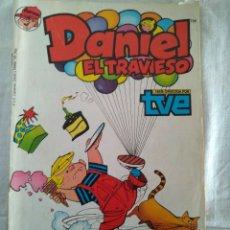 Cómics: DANIEL EL TRAVIESO. Nº 6. SERIE OFRECIDA POR RTV. Lote 118289927