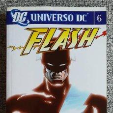 Cómics: UNIVERSO DC - FLASH DE MARK WAID - PLANETA Nº 6 DE 7 - TOMO, 464 PÁGS. - PLANETA - SNZBCN. Lote 118428395