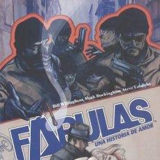 Cómics: FABULAS Nº 3 UNA HISTORIA DE AMOR (VERTIGO) - PLANETA - IMPECABLE - C28 - OFM15. Lote 118596579