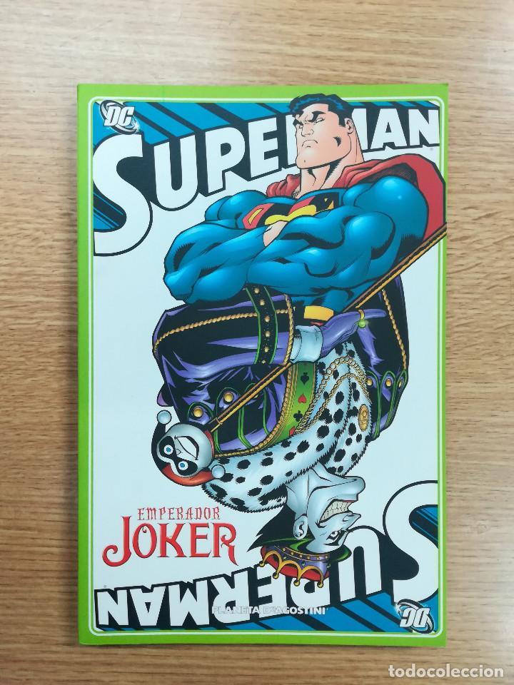 SUPERMAN EMPERADOR JOKER (Tebeos y Comics - Planeta)