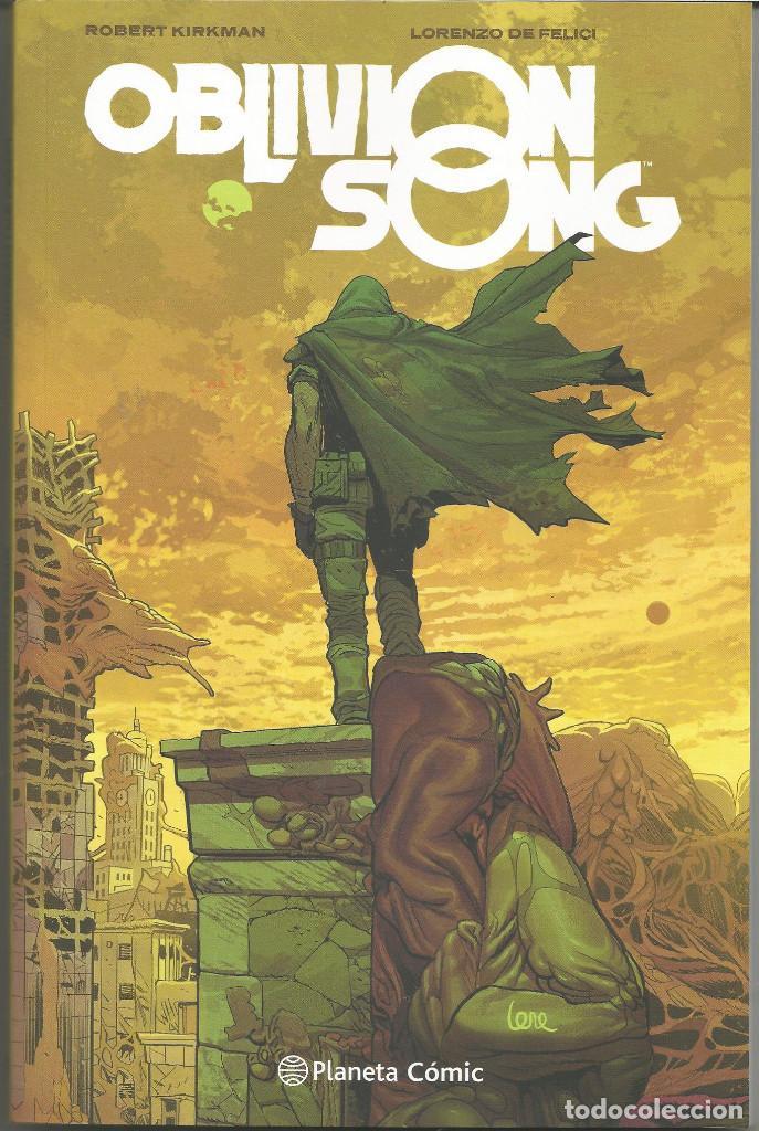 OBLIVION SONG Nº 01 PLANETA DEAGOSTINI (Tebeos y Comics - Planeta)