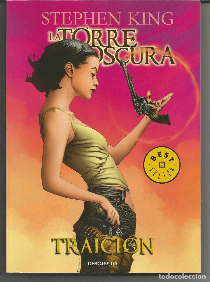 LA TORRE OSCURA Nº 03: TRAICIÓN BOLSILLO PLANETA DEAGOSTINI (Tebeos y Comics - Planeta)