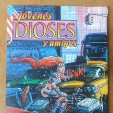 Cómics: JOVENES DIOSES Y AMIGOS (BARRY WINDSOR SMITH) - PLANETA - C18 - OFM15. Lote 119290863