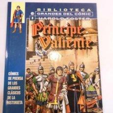 Cómics: PRINCIPE VALIENTE NUM 3 - BIBLIOTECA GRANDES DEL COMICS - CARTONÉ -2005. Lote 119371675