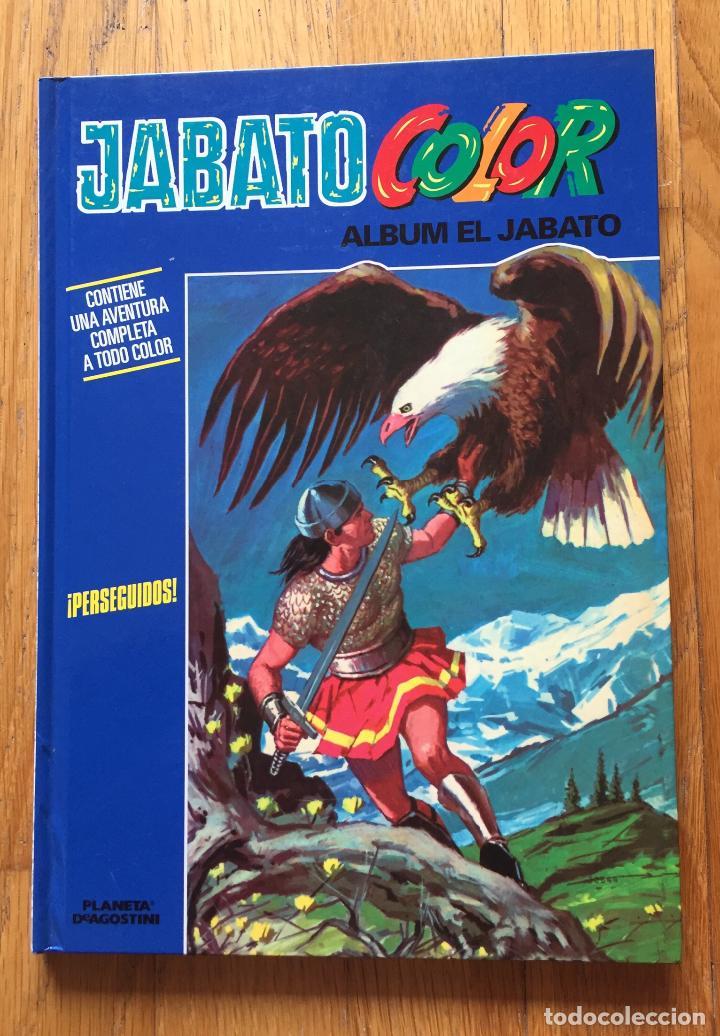 JABATO COLOR, PERSEGUIDOS, PLANETA AGOSTINI (Tebeos y Comics - Planeta)