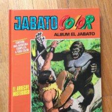 Cómics: JABATO COLOR, EL ARRECIFE MISTERIOSO, PLANETA DE AGOSTINI. Lote 119443555
