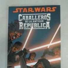 Comics : STAR WARS: CABALLEROS DE LA ANTIGUA REPÚBLICA Nº 3: DIAS DE MIEDO,. Lote 119669499