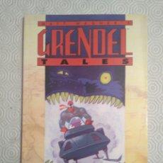 Cómics: GRENDEL TALES - EL DIABLO ENTRE NOSOTROS (STEVE SEAGLE, PAUL GRIST). Lote 119765740