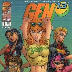 Cómics: GEN 13 NÚMS. 1 -2- GENERACION X. Lote 120473639
