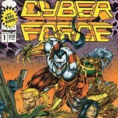Cómics: CYBER FORCE NÚMS. 1 -2. Lote 120473715