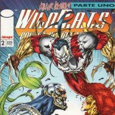 Cómics: WILD CATS Nº 2. Lote 120473755