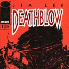 Cómics: DEATHBLOW / CYBERNARY Nº 1. Lote 120475647