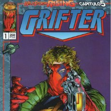 Cómics: GRIFTER NÚMS. 1 A 6. Lote 120590707
