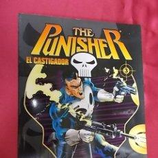 Cómics: THE PUNISHER. EL CASTIGADOR. COLECCIONABLE. Nº 3. PLANETA.. Lote 121074915