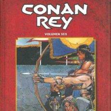 Cómics: CONAN REY Nº 6. Lote 121079307