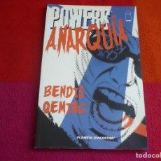 Cómics: POWERS ANARQUIA ( BENDIS OEMING ) PLANETA IMAGE. Lote 121145095