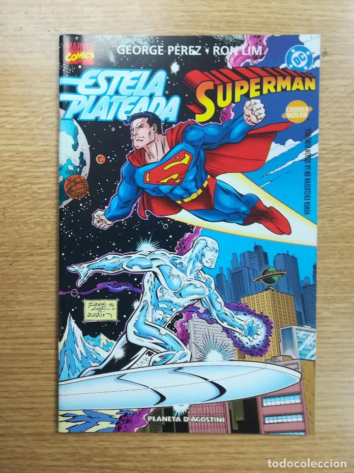 SUPERMAN ESTELA PLATEADA (Tebeos y Comics - Planeta)