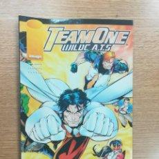 Cómics: TEAM ONE WILDCATS. Lote 121550239