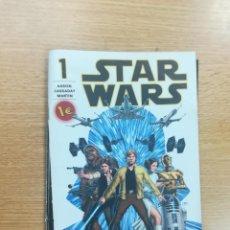 Cómics: STAR WARS #1. Lote 121550299