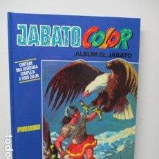 Cómics: EL JABATO.TOMO 3.PLANETA.JABATO COLOR - NUEVO. Lote 121666267