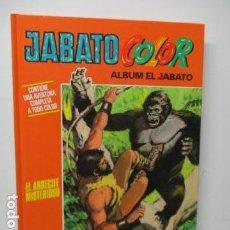 Cómics: JABATO COLOR Nº 2 EL ARRECIFE MISTERIOSO - PLANETA - NUEVO. Lote 121666927