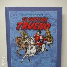 Cómics: LAS AVENTURAS DE EL CAPITAN TRUENO - VOLUMEN - 21 - NUEVO. Lote 121667963