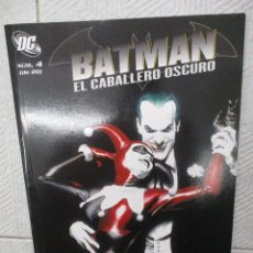 Cómics: BATMAN EL CABALLERO OSCURO Nº4 PLANETA DEAGOSTINI. Lote 121906787