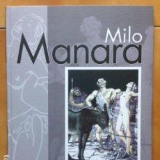 Fumetti: BIBLIOTECA MILO MANARA - EL ASNO DE ORO - PLANETA DEAGOSTINI - DESCATALOGADO . Lote 136131209