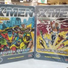 Cómics: X MEN / LA PATRULLA X - 45 NÚMEROS, COLECCIÓN COMPLETA - EDITORIAL PLANETA 2000/2001. Lote 122076059