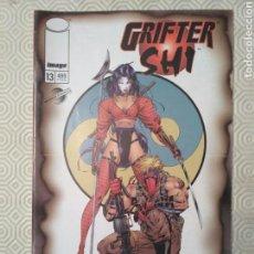Cómics: GRIFTER SHI (CHOI, GUTIERREZ, LEE, CHAREST ,...). Lote 122792811