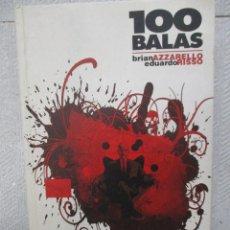 Cómics: 100 BALAS TOMO 1 PLANETA DEAGOSTINI TAPA DURA. Lote 123209919