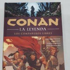 Cómics: CONAN LA LEYENDA Nº 9 - LOS COMPAÑEROS LIBRES - PLANETA. Lote 123261751