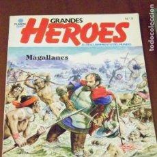 Comics - GRANDES HEROES EL DESCUBRIMIENTO EL MUNDO 9 - 123567931