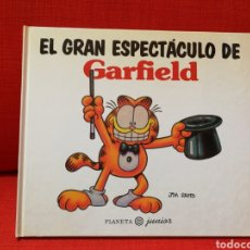 Cómics: GARFIELD :EL GRAN ESPECTÁCULO DE GARFIELD .PLANETA JUNIOR. Lote 123705984