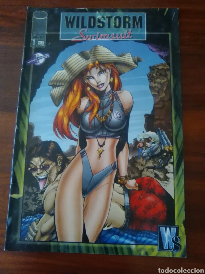 WILDSTORM - SWIMSUIT - WORLD COMICS - PLANETA DE AGOSTINI - DIFICIL (Tebeos y Comics - Planeta)