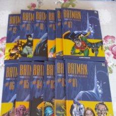 Cómics: PLANETA - BATMAN LA SAGA DE RA´S AL GHUL COMPLETA 12 TOMOS EN MUY BUEN ESTADO. Lote 124482291