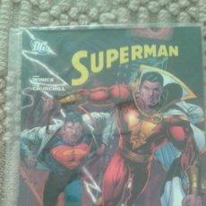 Comics : SUPERMAN: EL DIA DE LA VENGANZA - PLANETA. Lote 214216708