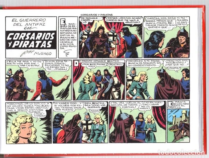 Cómics: EL GUERRERO DEL ANTIFAZ. Nº 16. PLANETA DE AGOSTINI. AÑO 2012 - Foto 2 - 124614878