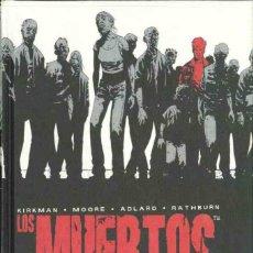 Cómics: MUERTOS VIVIENTES Nº 1. Lote 124650427