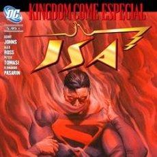 Cómics: JSA: KINGDOM COME - TOMO - PLANETA. Lote 125317019