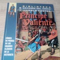 Cómics: PRÍNCIPE VALENTE Nº 10 - BIBLIOTECA GRANDES DEL CÓMIC 1952-1954 - PLANETA DE AGOSTINI - TAPA DURA. Lote 125646711