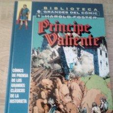 Cómics: PRÍNCIPE VALENTE Nº 9 - BIBLIOTECA GRANDES DEL CÓMIC 1951-1952 - PLANETA DE AGOSTINI - TAPA DURA. Lote 125647023