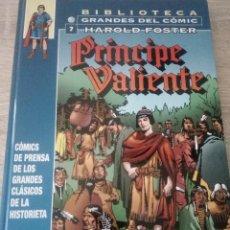 Cómics: PRÍNCIPE VALENTE Nº 7 - BIBLIOTECA GRANDES DEL CÓMIC 1947-1949 - PLANETA DE AGOSTINI - TAPA DURA. Lote 125674395