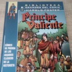 Cómics: PRÍNCIPE VALENTE Nº 7 - BIBLIOTECA GRANDES DEL CÓMIC 1947-1949 - PLANETA DE AGOSTINI - TAPA DURA. Lote 125674831