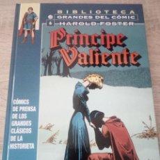 Cómics: PRÍNCIPE VALENTE Nº 6 - BIBLIOTECA GRANDES DEL CÓMIC 1945-1947 - PLANETA DE AGOSTINI - TAPA DURA. Lote 125675319