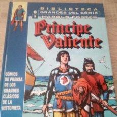 Cómics: PRÍNCIPE VALENTE Nº 5 - BIBLIOTECA GRANDES DEL CÓMIC 1944-1945 - PLANETA DE AGOSTINI - TAPA DURA. Lote 125676211