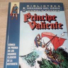 Cómics: PRÍNCIPE VALENTE Nº 4 - BIBLIOTECA GRANDES DEL CÓMIC 1942-1944 - PLANETA DE AGOSTINI - TAPA DURA. Lote 125676635