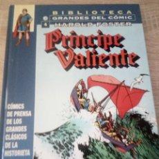 Cómics: PRÍNCIPE VALENTE Nº 4 - BIBLIOTECA GRANDES DEL CÓMIC 1942-1944 - PLANETA DE AGOSTINI - TAPA DURA. Lote 125676755