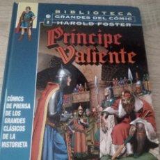 Cómics: PRÍNCIPE VALENTE Nº 2 - BIBLIOTECA GRANDES DEL CÓMIC 1938-1940 - PLANETA DE AGOSTINI - TAPA DURA. Lote 126087515